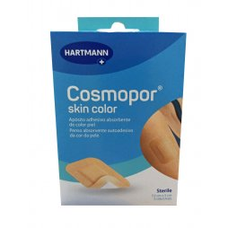 Cosmopor Skin Color