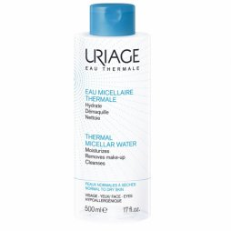 Uriage Agua Micelar Pieles Normal - seca 500ml