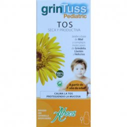 Aboca Grintuss Pediatric Jarabe 180gr