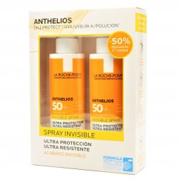 Anthelios duplo Spray Invible Ultra Protect 2x200ml