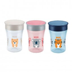 Nuk Magic Cup 360º +8 meses