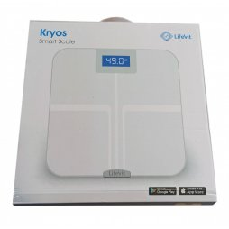 Lifevit Báscula Inteligente Smart Scale Kryos