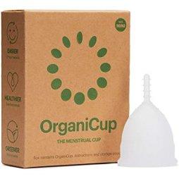 Copa Menstrual OrganiCup 58mm Talla Mini 17ml