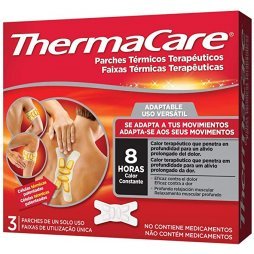 Parches Thermacare Adaptable 3ud