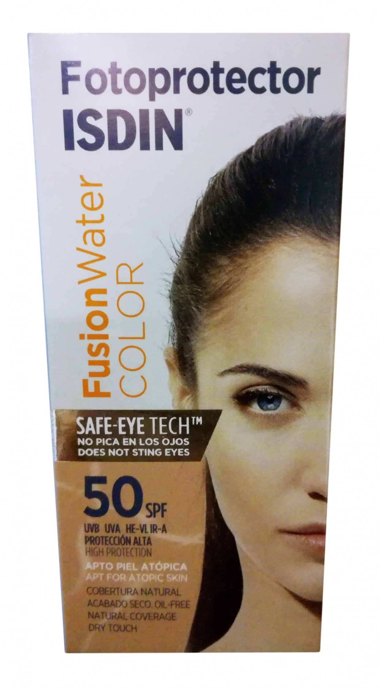 Fotoprotector Isdin Fusion Water Color SPF50 50ml