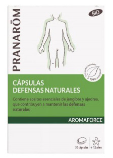 Pranarom Defensas Naturales 30 Cápsulas