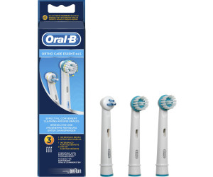 Oral B Recarga Ortho Care 2uds + 1 interspace