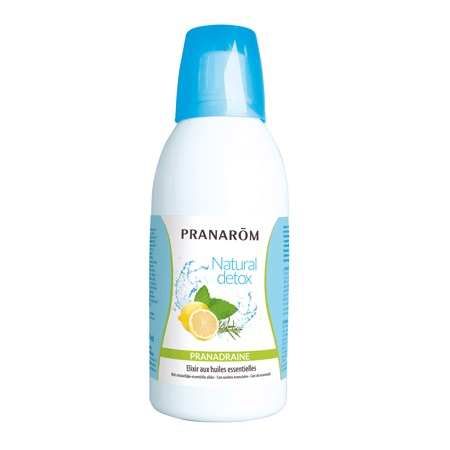 Pranarom Pranadraine Natural Detox 500ml (5503)